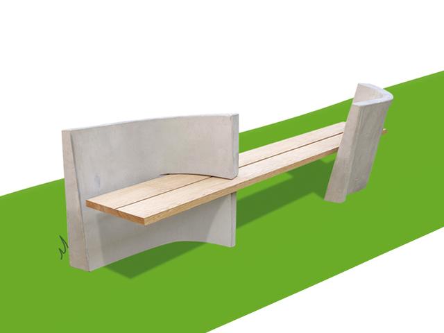 Public un banc priv ran seri - Mobilier urbain jardin public la rochelle ...